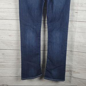 Hydraulic Jeans - Hydraulic womens thick stitch jeans